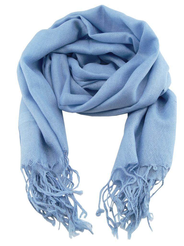 2d113d0c55c7 Echarpe bleue laine femme   Twin2014