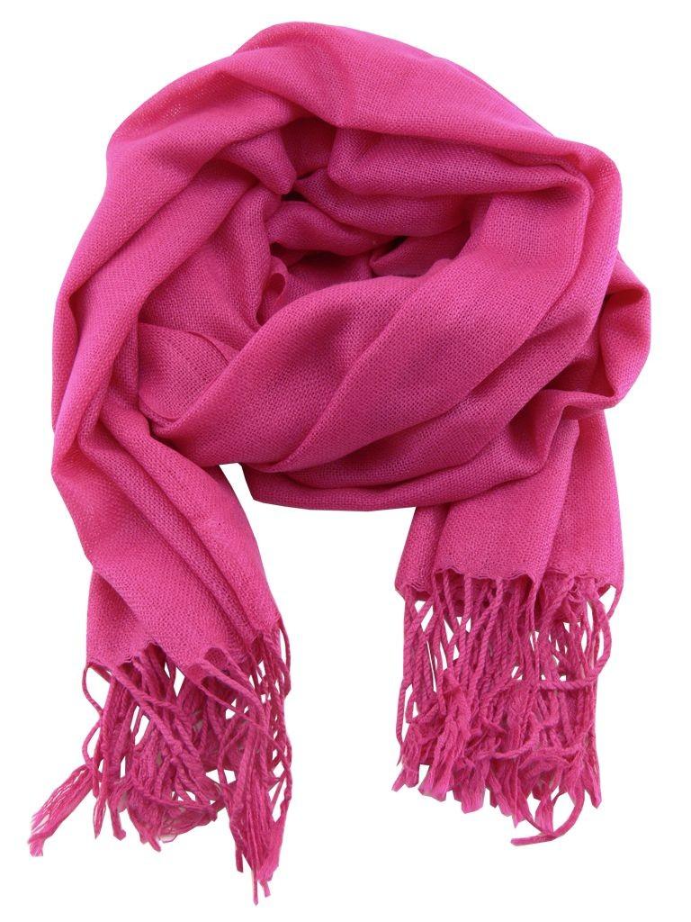 a3bad8cfc38 Echarpe rose echarpe en coton pour femme