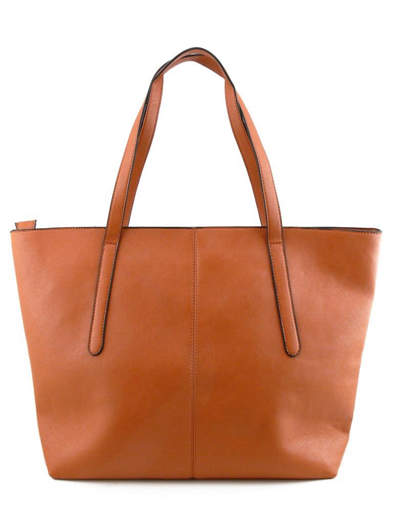 Des Sacs Oranges : Grand sac ? main femme tendance orange cuir pu