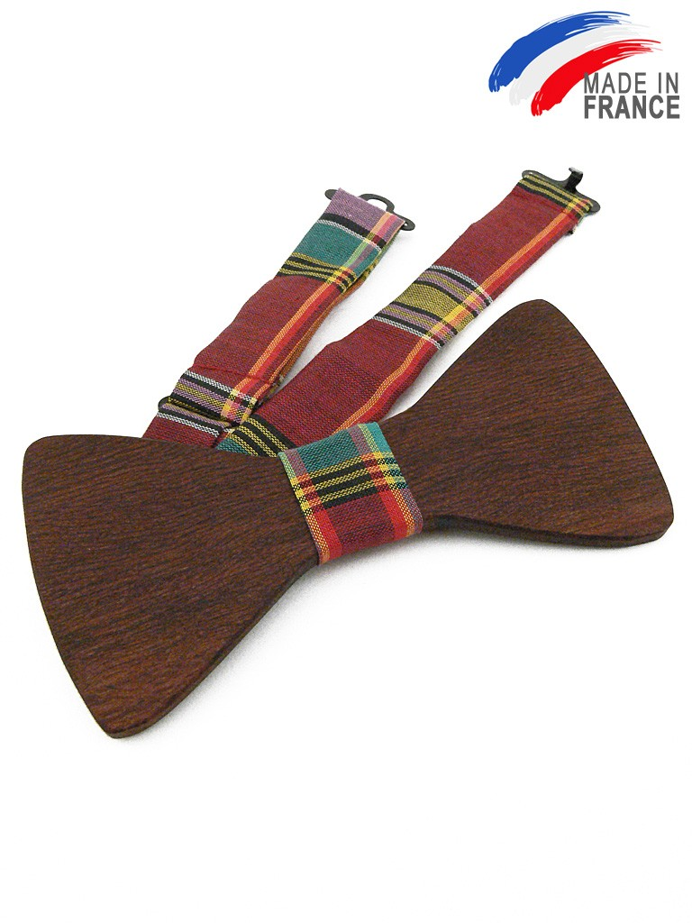 Noeud papillon homme en bois de santal Exclusivité EDERTON u00ae # Noeuds Papillon En Bois
