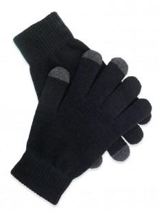 i-Glove - Gant spécial pour utilisation sur les écrans tactiles de smartphones et tablettes type iPhone, iPad, Androïd.