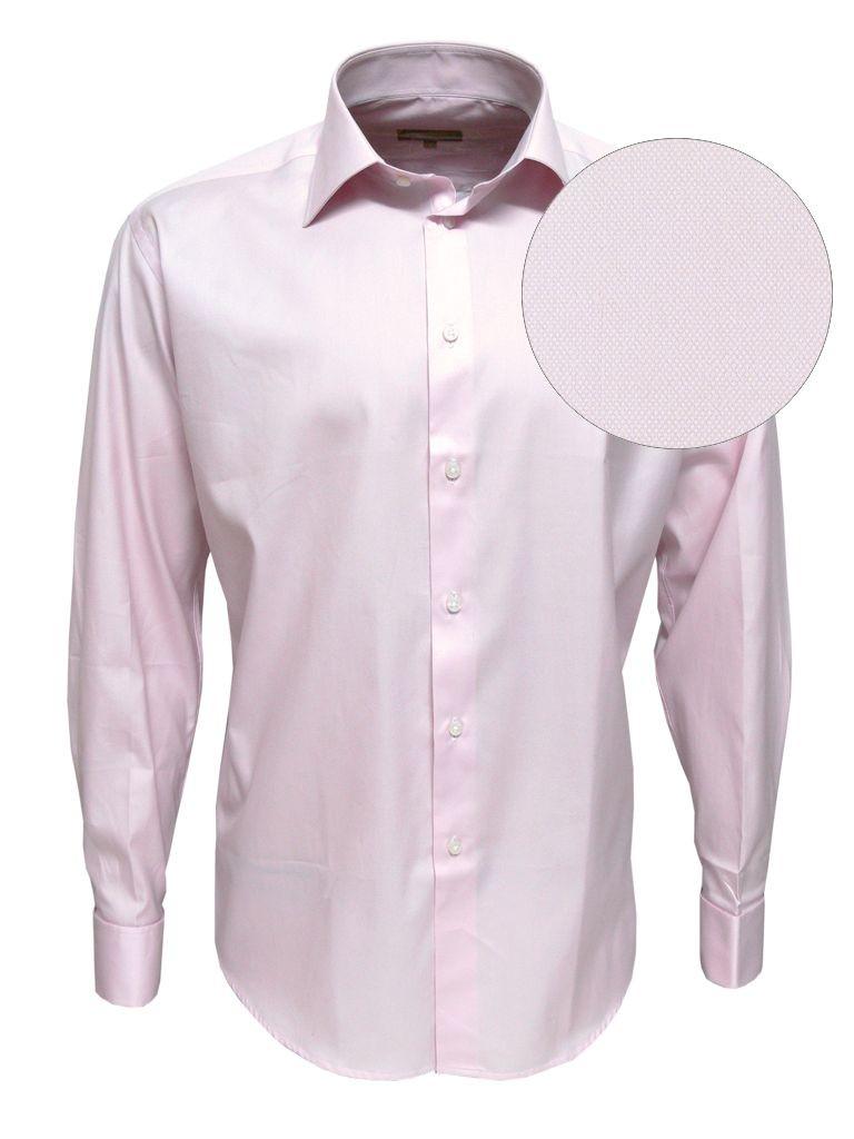 lauren chemise rose p le boutons de manchette en pur coton am ricain tissage oxford. Black Bedroom Furniture Sets. Home Design Ideas