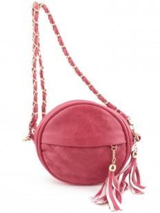 Petit sac à main Rose fuchsia