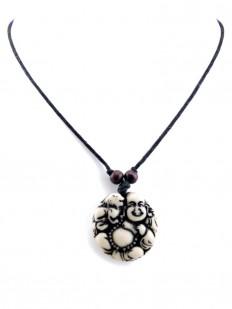 Collier Amulette Bouddha