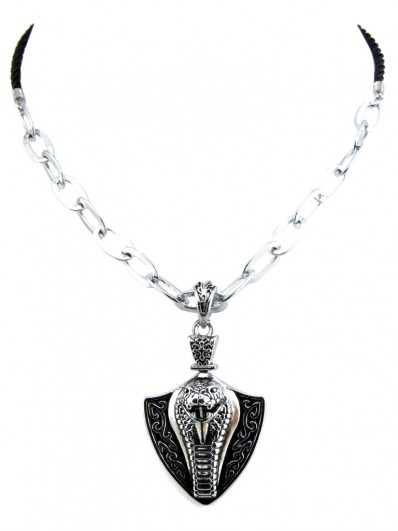 Collier cobra Egyptien,