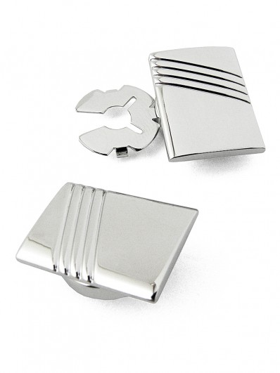 Couvre-boutons rectangulaire