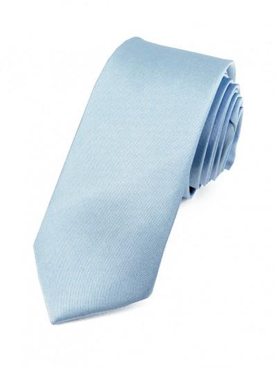 Cravate slim Bleu ciel