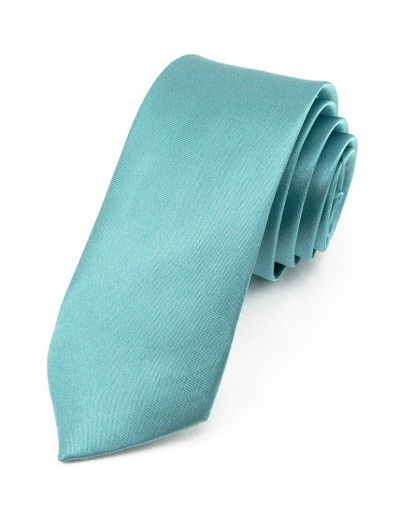 Cravate slim Tuquoise