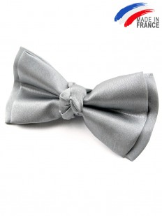 Noeud papillon Gris