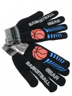Gants ballon de basket