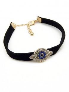 Bracelet oeil de turquie