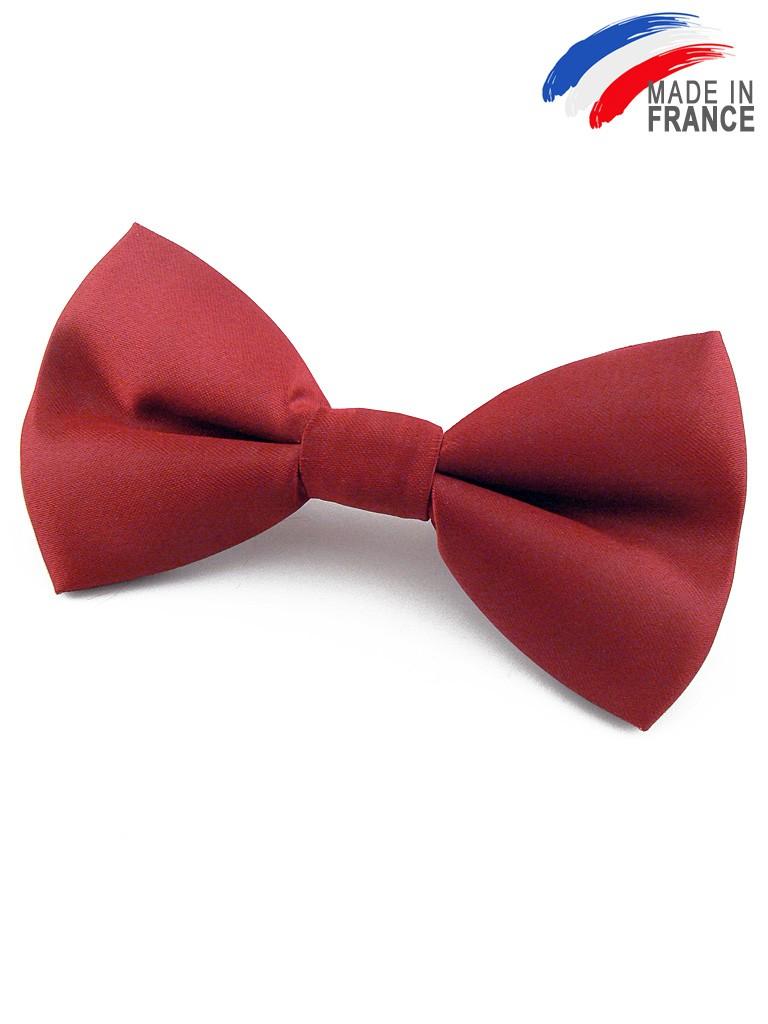 marque ederton noeud papillon rouge sombre. Black Bedroom Furniture Sets. Home Design Ideas