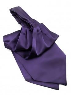 Ascot (Lavallière) Violet foncé