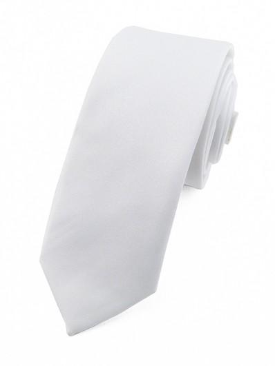 Cravate blanche