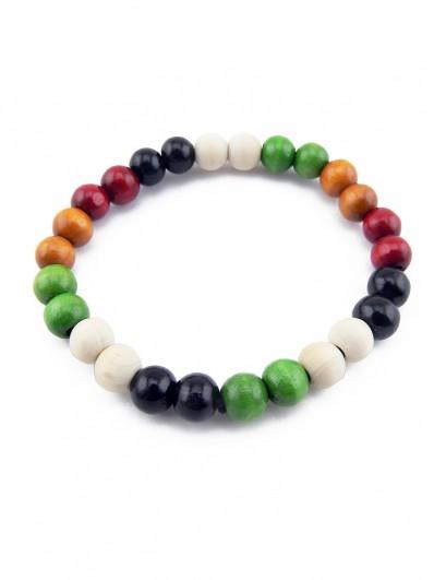 Bracelet Ethnique multicolore