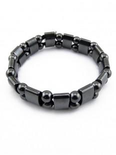 Bracelet magnétique en Hématite