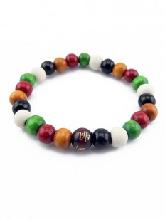Bracelet Ethnique multicolore