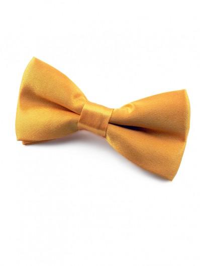 Nœud papillon Enfant jaune