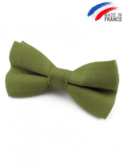Noeud papillon olive