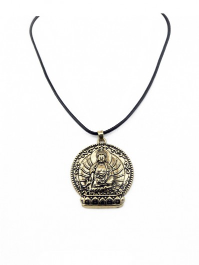 Necklace with Buddha