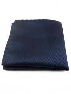 Pochette de costume bleu marine