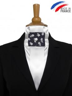 Cravate de dressage à motifs