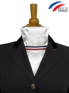 Cravate de dressage - Drapeau Français
